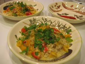 Thai green curry 004